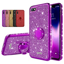 Diamond Case for Huawei P30 pro P20 Lite Cover For Huawei Mate 30 Mate 20 10 Pro Lite Honor 10 lite 8X 7X 9X Glitter Case(China)