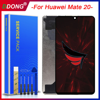 AAA Quality For Huawei Mate 20 HMA-TL00 HMA-L09 HMA-L29 LCD+Frame Lcd Display Touch Screen Digitizer Assembly Repair tools