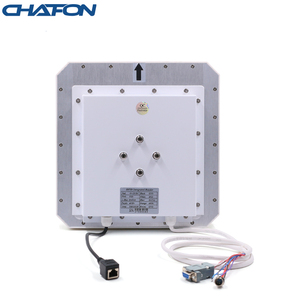 Image 4 - CHAFON 10m uhf long range rs485 rfid card reader writer provide free sdk and sample tags used for parking system