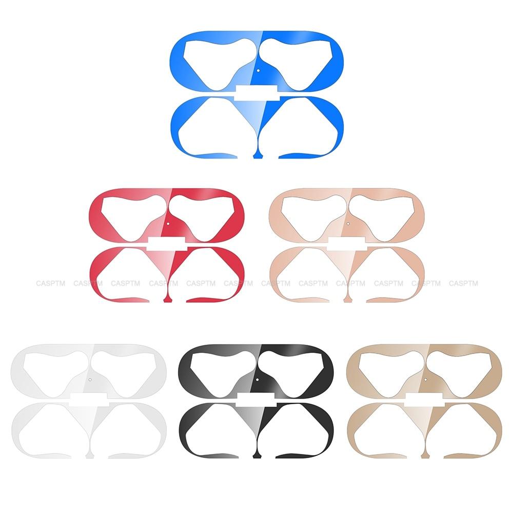 Anti Dust Sticker For Huawei Freebuds 3 Ultra Thin Bluetooth Headphone Stickers For Huawei Freebuds 3 Metal Earphone Protector