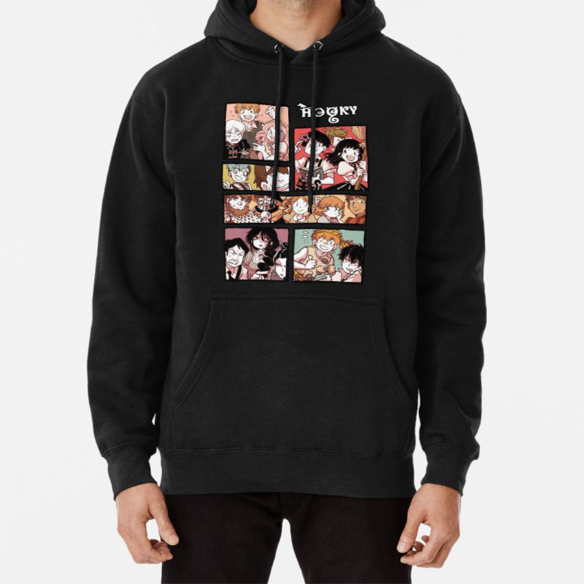 Hooky Comic Page Color Hoodie Hooky Comic Page Panels Bullets Webtoon Witch Witches Cute