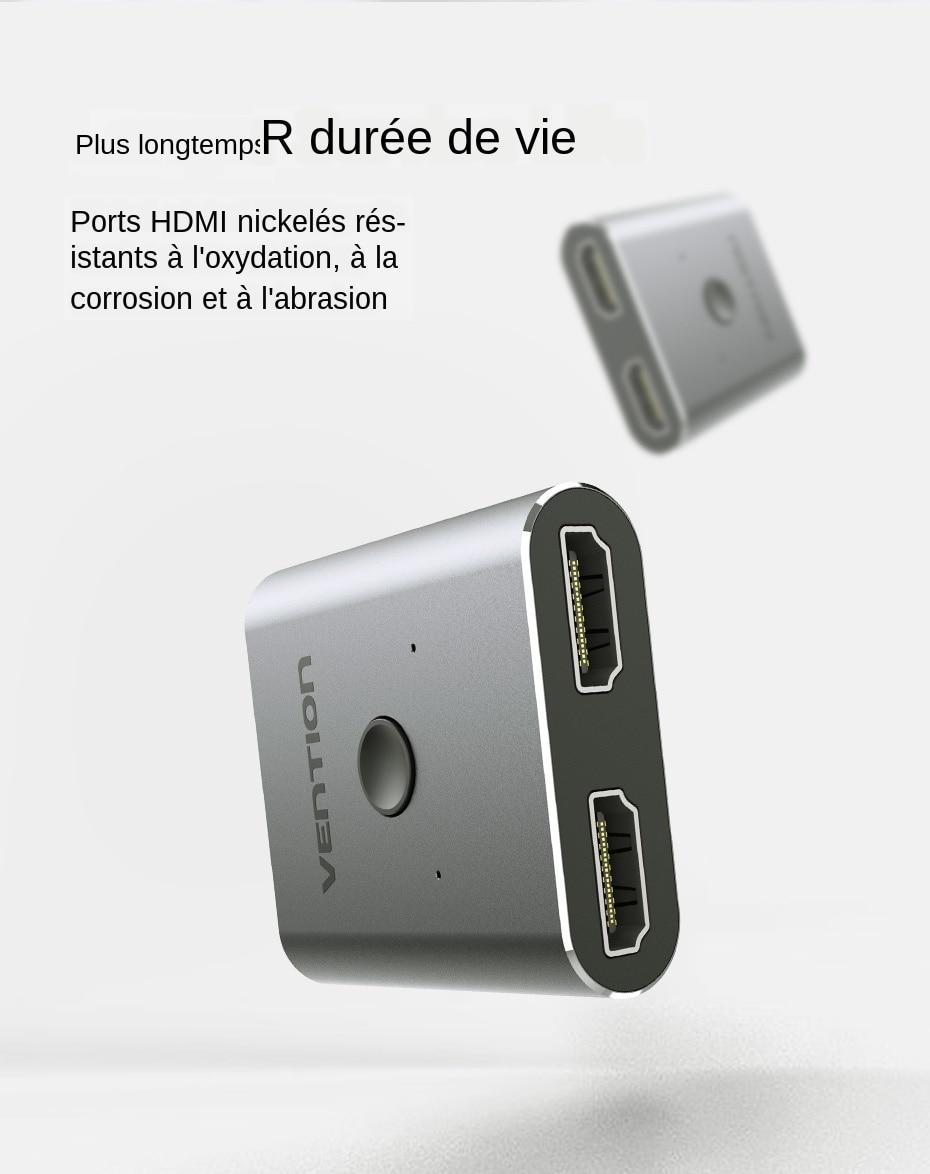 commutateur HDMI