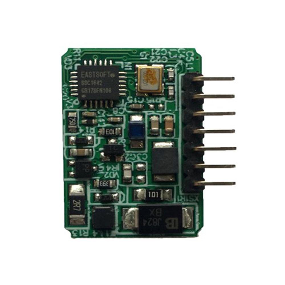 Taidacent ES1642-NC Miniaturized Low Power PLC Power Line Carrier Communication Module Powerline Kit Digital Power Line Carrier