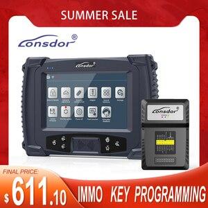 Image 1 - Lonsdor K518S OBD2 Key Programmer Odometer Adjustment IMMO Diagnostic Tool Professional Car Diagnostic Tool Key Programming Tool