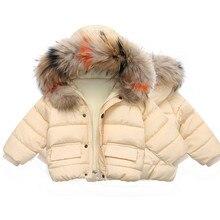 Baby Girls Coat Winter Coats Long Sleeve