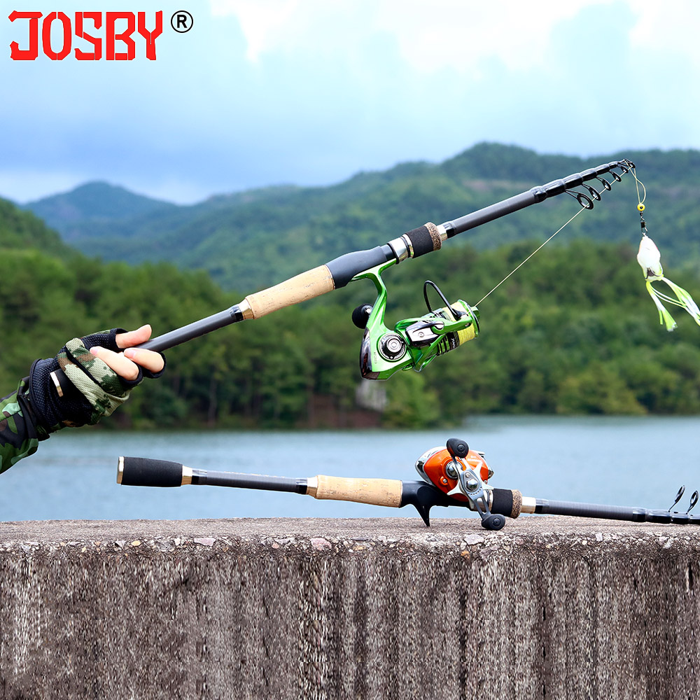 Spinning Casting Lure Telescopic Fishing Rod carp Pesca Carbon Feeder Pole M Power Lure Weight 7g-28g Line Weight 6-12lb