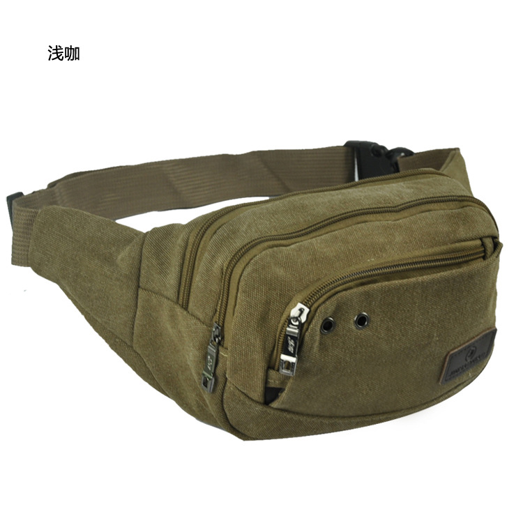 [Factory Price] Men And Women Leisure Bag Chest Pack Outdoor Travel Bag Wallet Messenger Backpack Bag Y8024