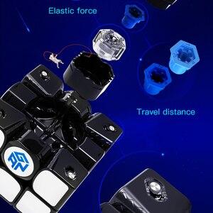 Image 4 - Nuovo GAN 356 XS Magnetico 3x3x3 Velocità Magico del Gan Cube Stickerless GAN356 X S Magneti di Puzzle cubi Per La Concorrenza GAN XS