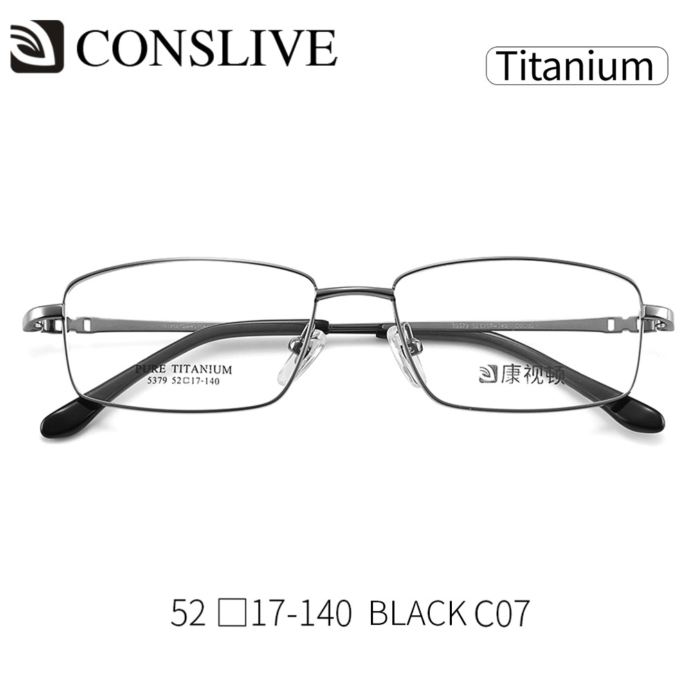 Titanium Optical Glasses Frame Men Small Progressive Reading Glasses Titanium Male Prescription Eyeglasses Multifocal T5379