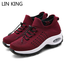 LIN KING New Design Women Casual Shoes F