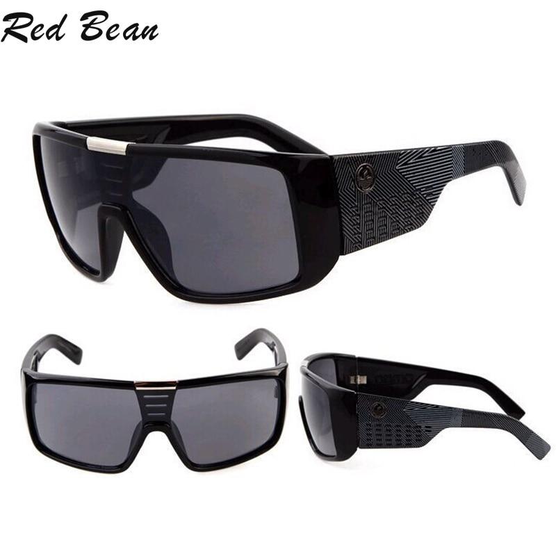 Купить солнцезащитные очки мужские зеркальные квадратные с отражающим