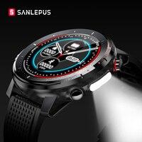 SANLEPUS Smart Uhr 2021 EKG Smartwatch IP68 Wasserdicht Männer Frauen Sport Fitness Armband Uhr Für Android Apple Huawei SW15