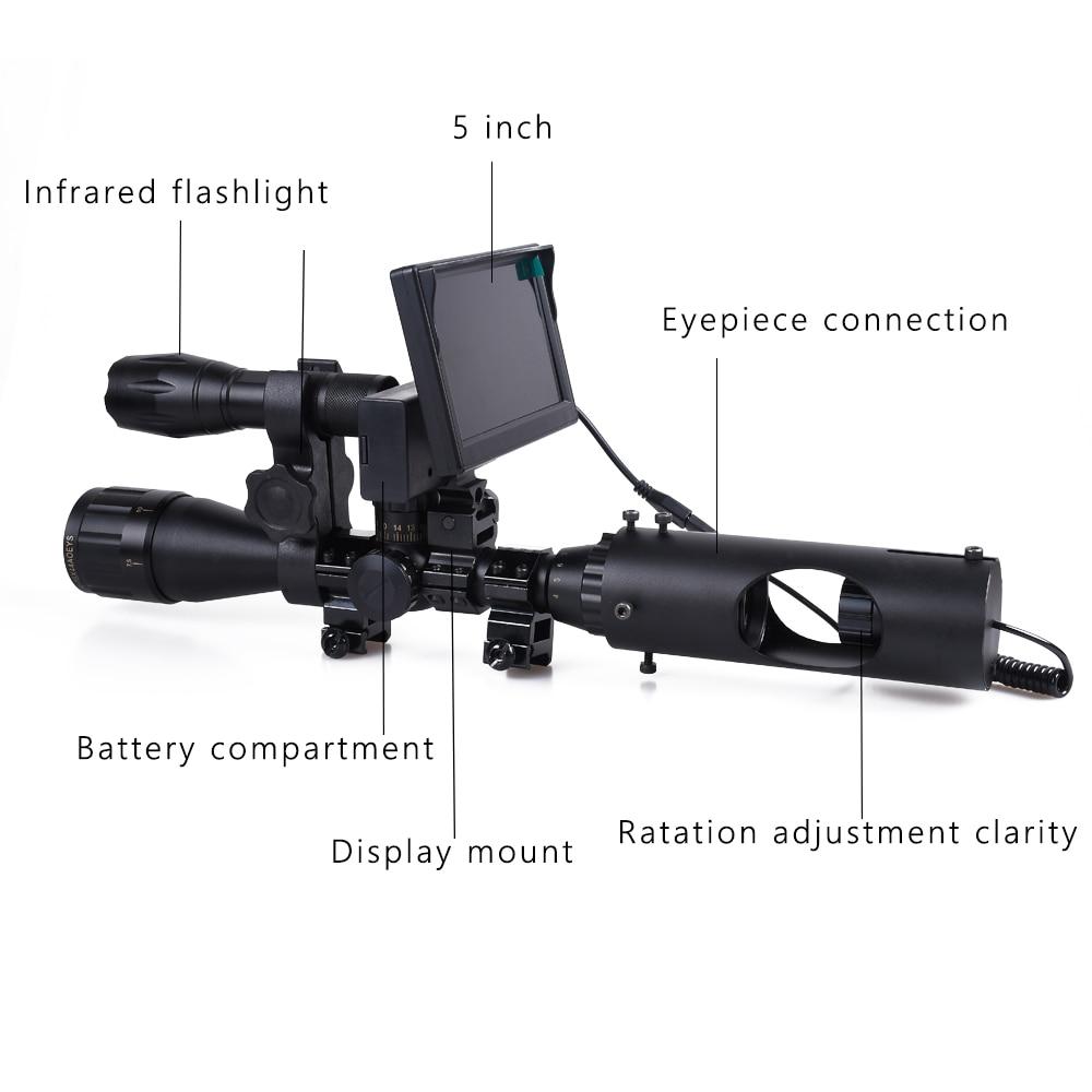 caca visao noturna riflescope tactical scopes optica 04