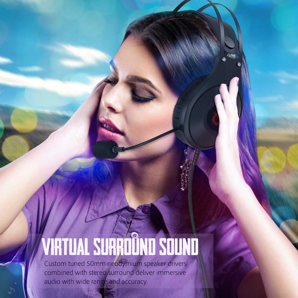 Gaming headset melhor fones de ouvido gamer