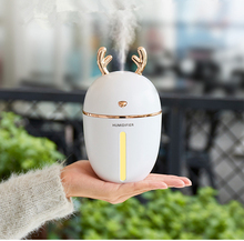450ML essential oil diffuser USB aromatherapy air humidifier home office aroma with night light