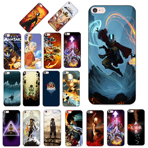 Чехол MaiYaCa Korra с рисунком Аватара, аксессуары для телефонов, чехол для iPhone 6 6S 7 8Plus X 5S xs max 11pro, чехол для max XR