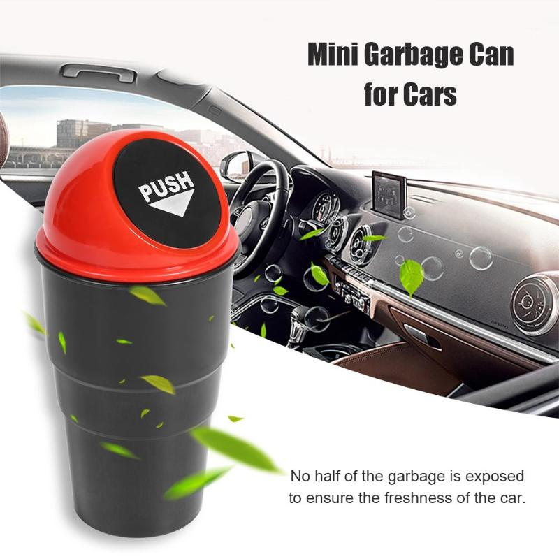 Can-Trash-Organizer Automobiles-Storage-Bag Dust-Holder Garbage Mini Car Vehicle Universal