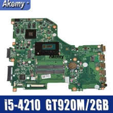E5-573 Acer DA0ZRTMB6D0 GT920M for Notebook CPU 2G DDR3 100%Test-Work I5-4210u