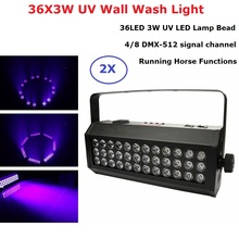 36 LEDs Disco UV Bar Lights Party Dj Lamp Color LED Wall Washer For Christmas Laser Projector Stage Light