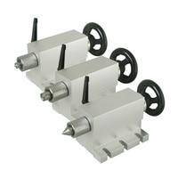 Contrapunto CNC para eje giratorio  eje A  enrutador CNC de 4 ejes  fresado de contrapunto 002 Fresadoras para madera     -
