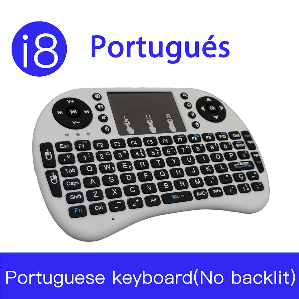 MEASY GP800 2.4G Wireless Mini Keyboard with Mouse Touchpad for TV Box//Xbox 360//PS3//IPTV//HTPC
