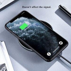 Image 2 - Capa de telefone de fibra de carbono para samsung s20 6.2 galaxy s20plus 6.7 s20ultra 6.9 ultra leve e ultra fino escudo protetor duro