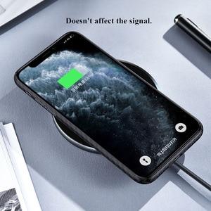Image 2 - Cf炭素繊維電話ケース用se 2020 4.7 iPhone7 iPhone8薄型軽量属性アラミド繊維材料