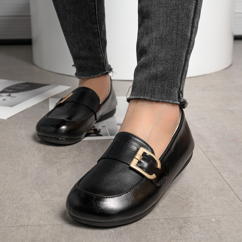 2020 Fashion Luxury Brand Shoes Women Loafers Designers Ladies Boat Shoes  Patent Leather Shoes PU Flat Shoe Summer