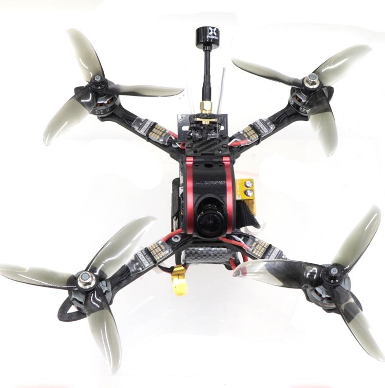HSKRC FROG X220 220mm 5Inch 4mm Arm Carbon Fiber Frame Kit For RC FPV Racing Drone