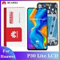 Original Bildschirm für Huawei P30 Lite LCD Display Digitizer Montage Touch Display gelten Huawei Nova 4e LCD Ersatz Teile