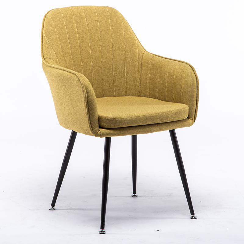 North Europe Ins Chair Net Red Chair Modern Simple Cosmetic Chair Manicure Armchair Family Dining Chair Negotiation Single Chair