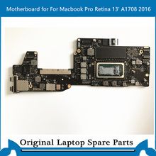 logic board for Macbook Pro Retina13'A1708 Motherboard 820-00875-A Main Board i5 8G 2.0ghz 2016 tested