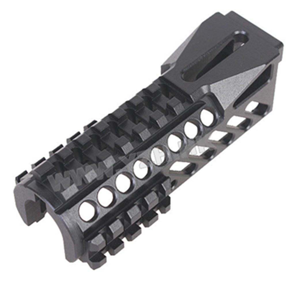 Image 5 - Emerson Tactical Hunting Airsoft Rifle Aluminum Gun Accessories 47 104 Strikeforce AKS74U style B 11 Handguard Upper Lower Rail-in Hunting Gun Accessories from Sports & Entertainment