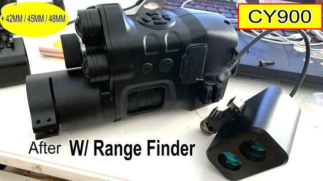 with range finder
