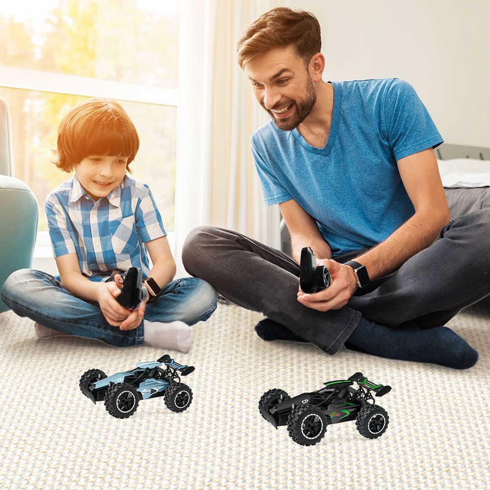 ألعاب سيارة سباق 2 wd تعمل بجهاز تحكم عن بُعد سيارة سباق دريفت 2.4G ألعاب للطرق الوعرة 2019 هدايا للأطفال الأولاد ألعاب هواية إلكترونية للسيارات