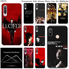 Lucifer TV Show Soft Silicone phone Case For Xiaomi 10 9 SE