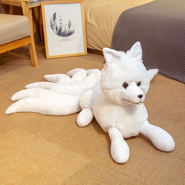 High Quality Kawaii Dolls Stuffed Animals & Plush Toys for Girls Children Boys Plush Pillow Fox Soft Toy Doll Birthday Gift