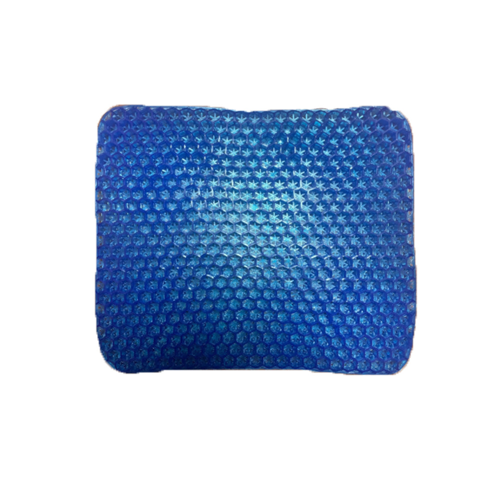 Gel Chair Seat Cushion Provide Relief For Lower Back Hip Pain Airflow Orthopedic Design Seat Pad  E2S