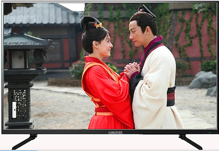 55 Inch Full HD 1920*1080 Led Monitor Screen Display TV WIFI Android Smart T2 Led Television TV