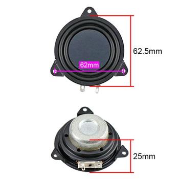 2.25 inch Woofer Speaker Bass Loudspeakers 12ohm 15W 2
