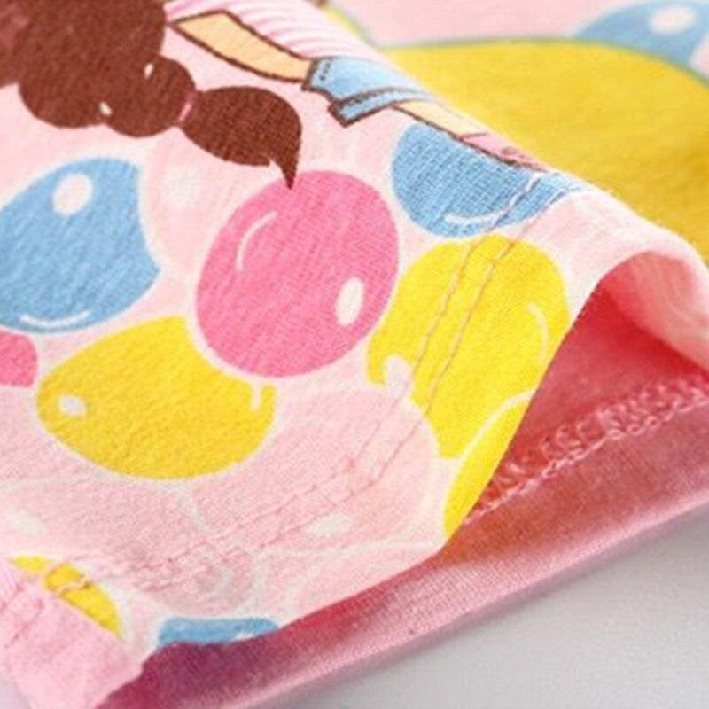 4Pcs/Lot Cartoon Underpants Baby Boxer Kids Underwear Cotton Panties Calcinhas Infantis 2-10Y 6