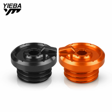 cnc Motorcycle Engine Oil Filter Filler Cap Tank Covers For Ktm 790 Adventure S 2019 R