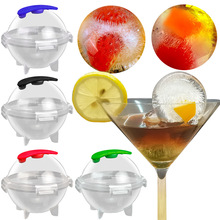 6cm Big Size Ball Ice Molds Sphere Round Ball Ice Cube Makers Home and Bar Party Kitchen Whiskey Cocktail DIY Ice Cream Moulds