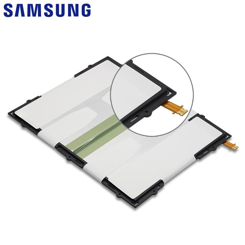 Image 5 - 삼성 태블릿 배터리 EB BT585ABE 7300mAh 삼성 갤럭시 타블렛 탭 10.1 2016 T580 SM T585C T585 T580N 배터리휴대폰 배터리전화기 & 통신 -