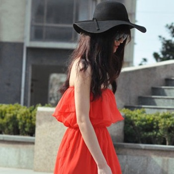 Women Summer Sun Hat Vintage Wide Brim Sunbonnet Fedoras Lady Beach Sunhat UV Protection Caps