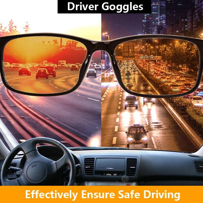 Night Vision Driver Goggles Sun Glasses Car Driving Glasses UV Protection Polarized Sunglasses Eyewear 1