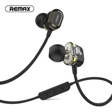 Sports-Earphones Remax RB-S26 Wireless Bluetooth Stereo Original with Mic Moving-Coil