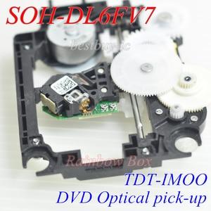 Image 4 - Nuovo originale DVD ottica di pick up SOH DL6FV7 con meccanismo di plastica DL6FV7 TDT IMOO