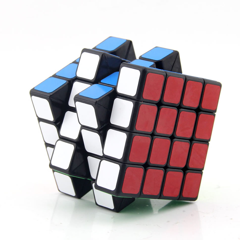 Shengshou mr. m 4x4x4 magnético cubo mágico