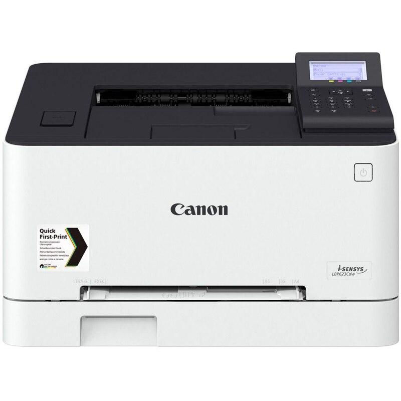 Принтер лазерный CANON i Sensys Colour LBP623Cdw лазерный, цвет: белый, (3104c001) Принтеры      АлиЭкспресс